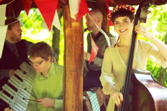 Judith Goldbach Quartett, Photo Laura Carbone